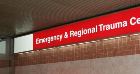 woman with chest pain in the ER personal stories