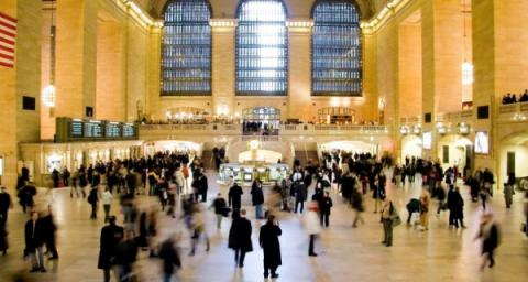 Visiting Hours: It's like Grand Central Station in here