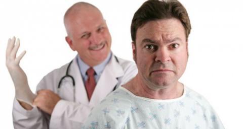 Colonoscopy: Pardon the Intrusion